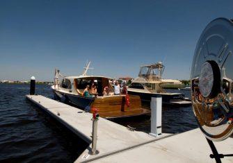 Boating, Fishing