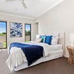 bribie island display village nutrend quality homes master bedroom